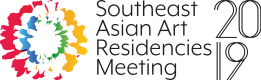 Southeast Asian Art Residencies Meeting logo